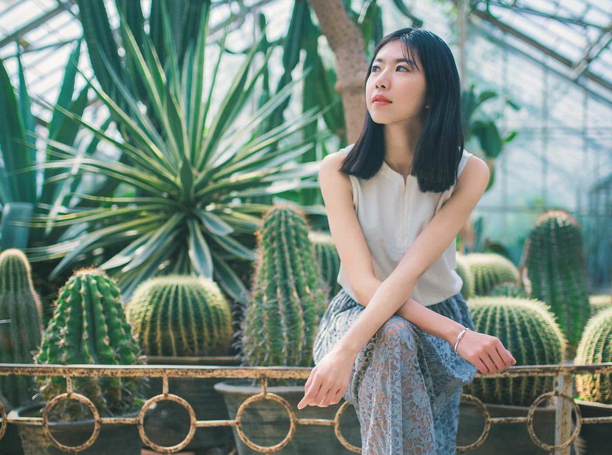Meet Taiwanese Girls